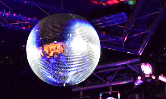 Mega Herbst-Disco