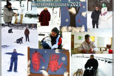 Winteraktion der Lebenshilfe Auerbach
